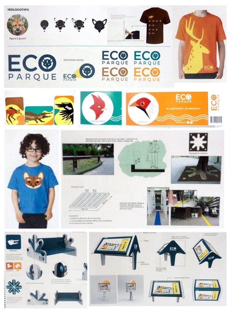 Trabajo sobre Accesibilidad en Ecoparque
