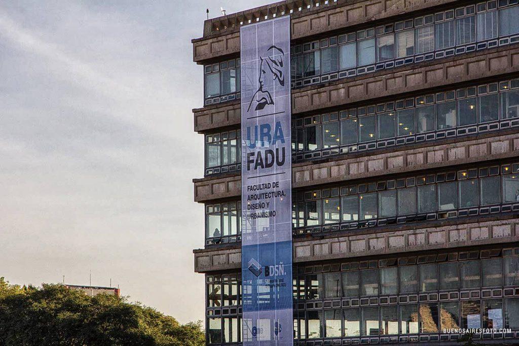 Edificio de FADU UBA