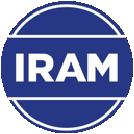 Logotipo de IRAM