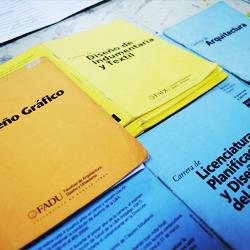 Libretas de Alumnos FADU